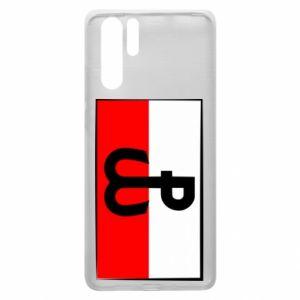 Etui na Huawei P30 Pro Polska Walcząca i flaga Polski