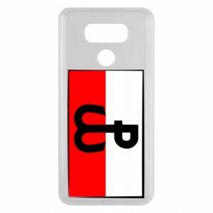 Etui na LG G6 Polska Walcząca i flaga Polski