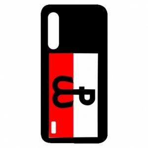 Etui na Xiaomi Mi9 Lite Polska Walcząca i flaga Polski