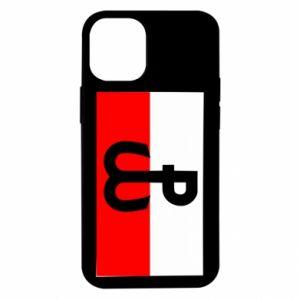 Etui na iPhone 12 Mini Polska Walcząca i flaga Polski