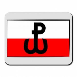 Podkładka pod mysz Polska Walcząca i flaga Polski