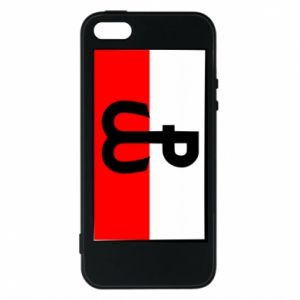 Etui na iPhone 5/5S/SE Polska Walcząca i flaga Polski