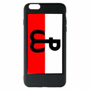 Etui na iPhone 6 Plus/6S Plus Polska Walcząca i flaga Polski