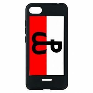 Etui na Xiaomi Redmi 6A Polska Walcząca i flaga Polski
