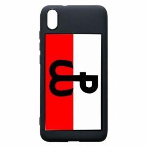 Etui na Xiaomi Redmi 7A Polska Walcząca i flaga Polski