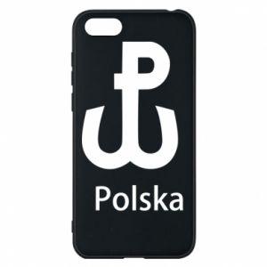Etui na Huawei Y5 2018 Polska Walcząca