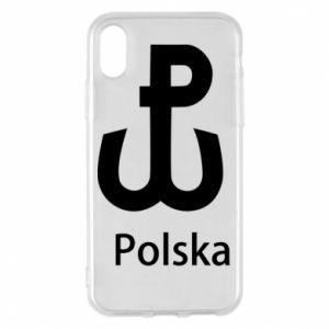 Etui na iPhone X/Xs Polska Walcząca