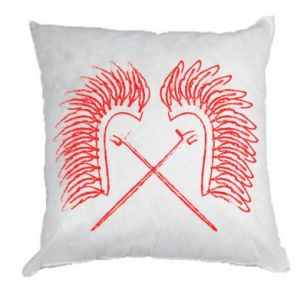 Pillow Poland. Hussars