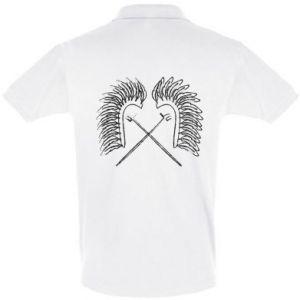Men's Polo shirt Poland. Hussars - PrintSalon