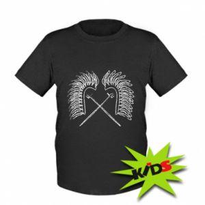 Kids T-shirt Poland. Hussars - PrintSalon