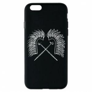 Phone case for iPhone 6/6S Poland. Hussars - PrintSalon