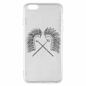 Phone case for iPhone 6 Plus/6S Plus Poland. Hussars - PrintSalon