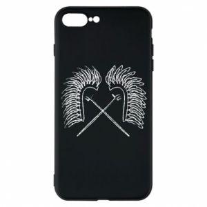 Phone case for iPhone 7 Plus Poland. Hussars - PrintSalon