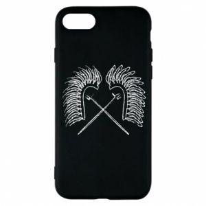 Phone case for iPhone 8 Poland. Hussars - PrintSalon