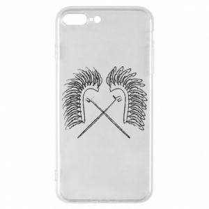 Phone case for iPhone 8 Plus Poland. Hussars - PrintSalon