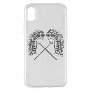 Phone case for iPhone X/Xs Poland. Hussars - PrintSalon