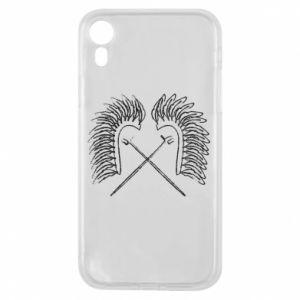 Phone case for iPhone XR Poland. Hussars - PrintSalon