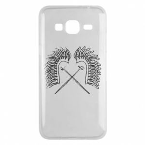 Phone case for Samsung J3 2016 Poland. Hussars - PrintSalon