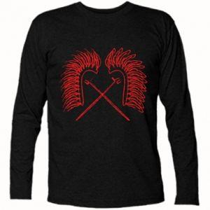 Long Sleeve T-shirt Poland. Hussars - PrintSalon