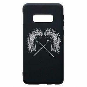 Phone case for Samsung S10e Poland. Hussars - PrintSalon