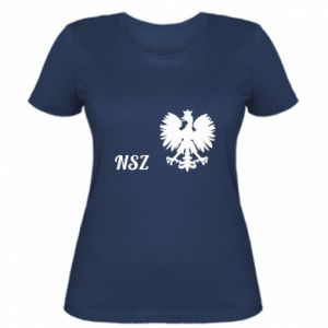 Women's t-shirt Poland National Armed Forces