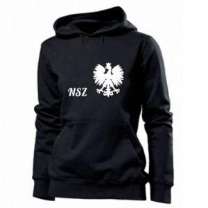 Damska bluza Polska. NSZ