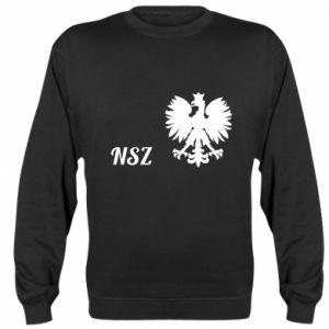 Bluza (raglan) Polska. NSZ