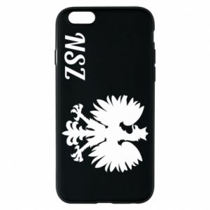 Etui na iPhone 6/6S Polska. NSZ