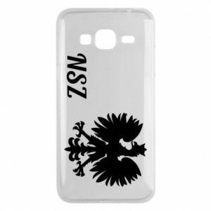 Etui na Samsung J3 2016 Polska. NSZ