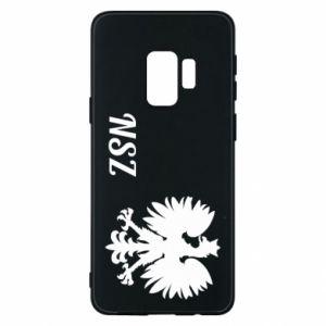 Etui na Samsung S9 Polska. NSZ