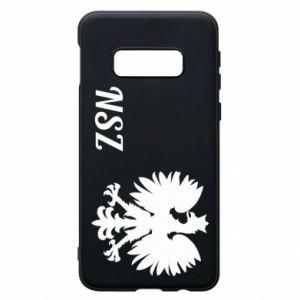 Etui na Samsung S10e Polska. NSZ