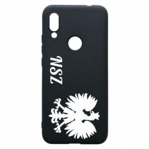 Etui na Xiaomi Redmi 7 Polska. NSZ