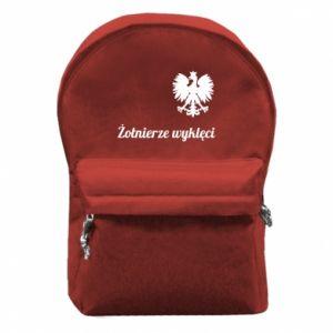 Plecak z przednią kieszenią Polska. Żołnierze wyklęci
