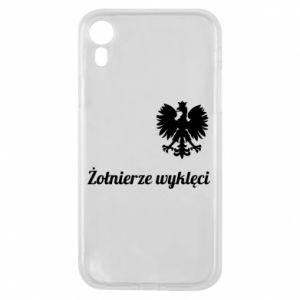 Etui na iPhone XR Polska. Żołnierze wyklęci