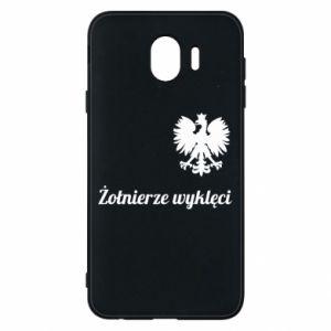 Etui na Samsung J4 Polska. Żołnierze wyklęci