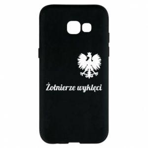 Etui na Samsung A5 2017 Polska. Żołnierze wyklęci