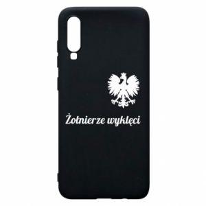 Etui na Samsung A70 Polska. Żołnierze wyklęci