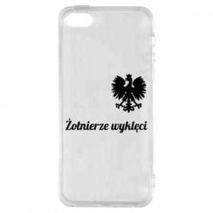 Etui na iPhone 5/5S/SE Polska. Żołnierze wyklęci