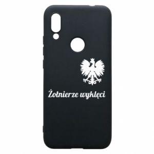 Etui na Xiaomi Redmi 7 Polska. Żołnierze wyklęci