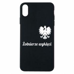Etui na iPhone Xs Max Polska. Żołnierze wyklęci