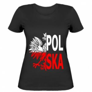 Women's t-shirt Poland
