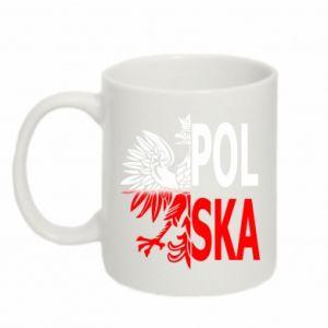 Kubek 330ml Polska