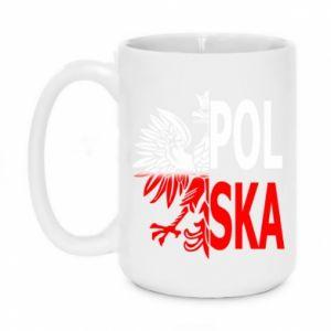 Kubek 450ml Polska