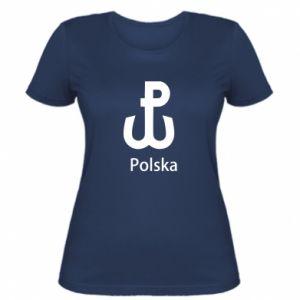 Damska koszulka Polska Walcząca