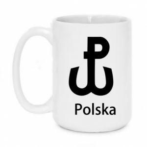 Kubek 450ml Polska Walcząca