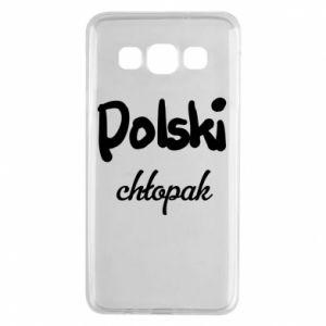 Etui na Samsung A3 2015 Polski chłopak