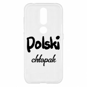 Etui na Nokia 4.2 Polski chłopak
