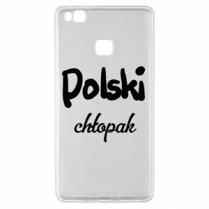 Etui na Huawei P9 Lite Polski chłopak