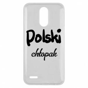 Etui na Lg K10 2017 Polski chłopak