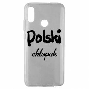 Etui na Huawei Honor 10 Lite Polski chłopak